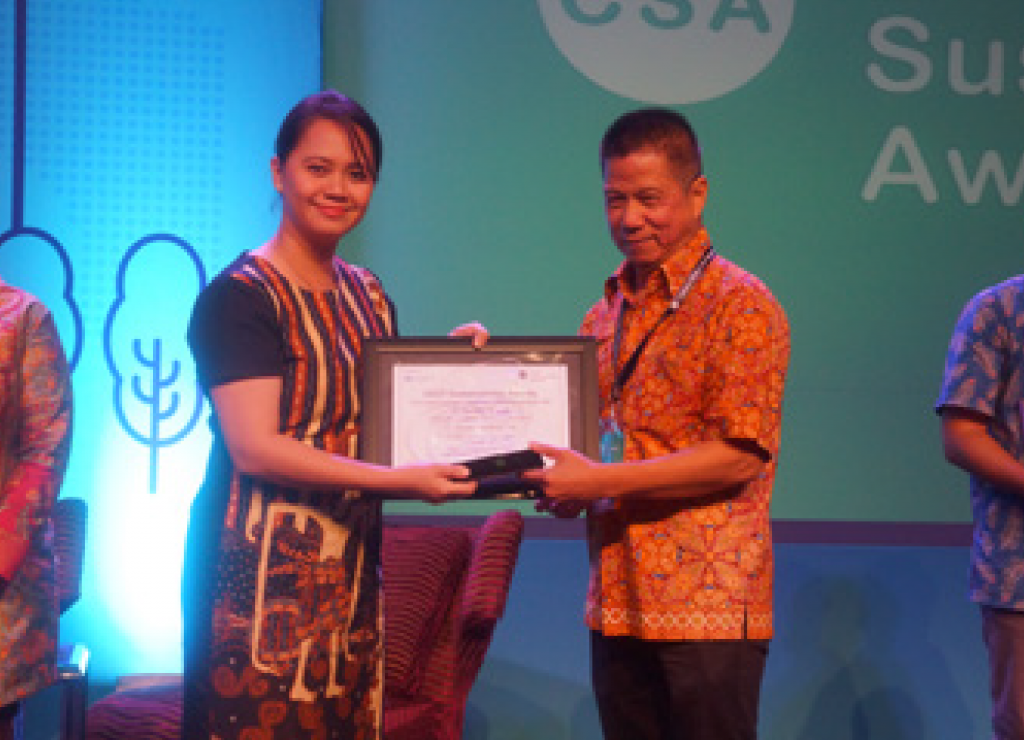 Sustainable Business Award (SBA)