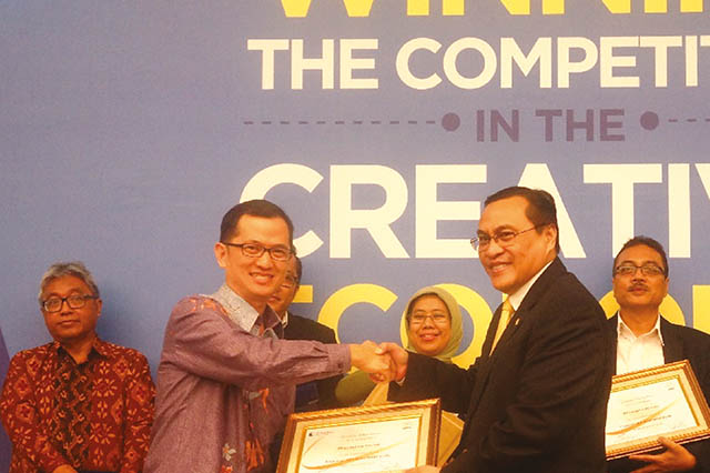 Indonesian Most Admired Knowledge Enterprise