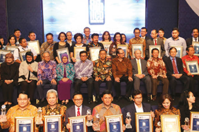 Sustainable Business Award Indonesia 2016