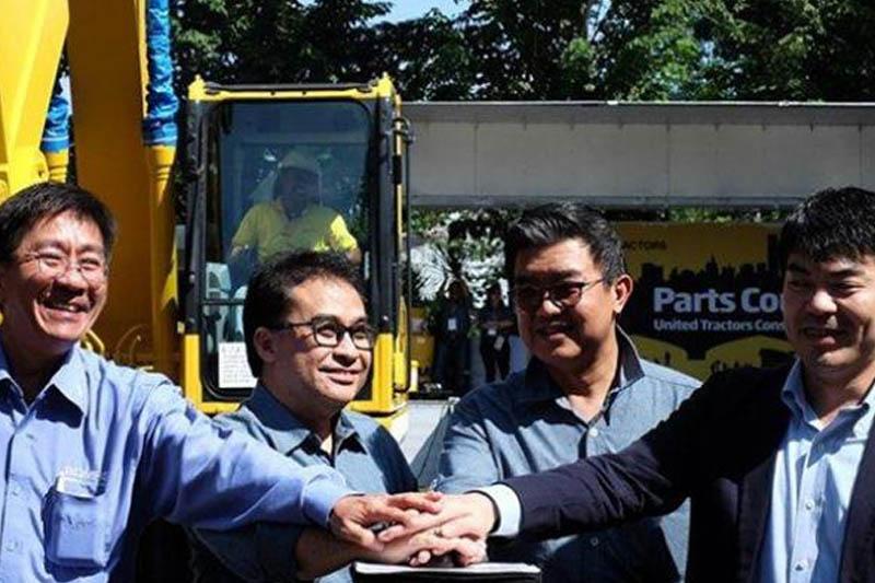 United Tractors Gelar Acara Construction Day di Surabaya