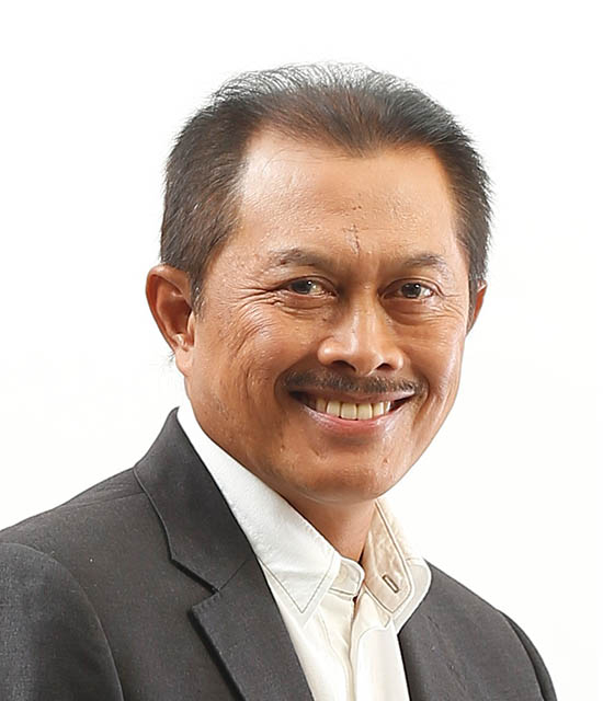 Komjen Pol. (Purn) Drs. Nanan Soekarna