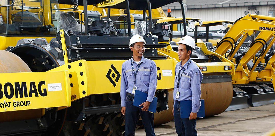 United Tractors Membukukan Laba Bersih Sebesar Rp4,5 Triliun Di Semester Pertama Tahun 2021