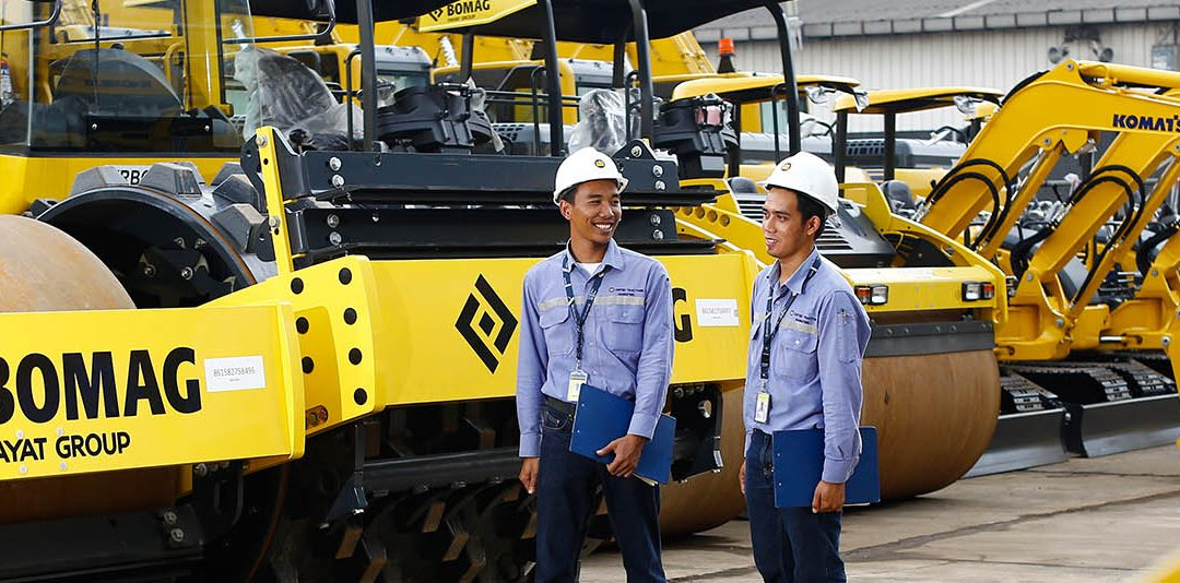 United Tractors Recorded Net Income of Rp4.5 Trillion in the First Half of 2021