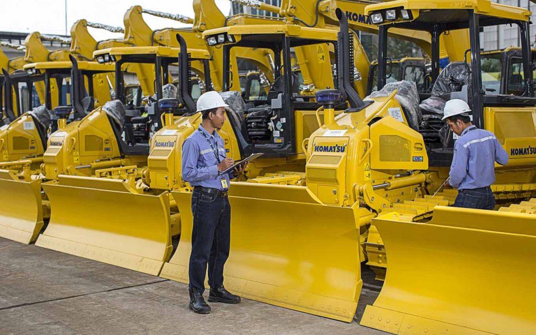 United Tractors Membukukan Laba Bersih Sampai Triwulan Pertama Tahun 2021 Sebesar Rp1,9 Triliun