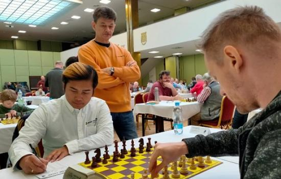 Novendra Priasmoro Wins 2019 Malaysian Open Chess Tournament