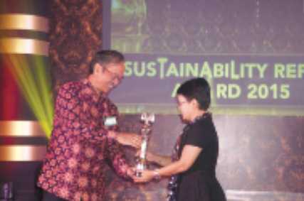 Sustainability Report Award