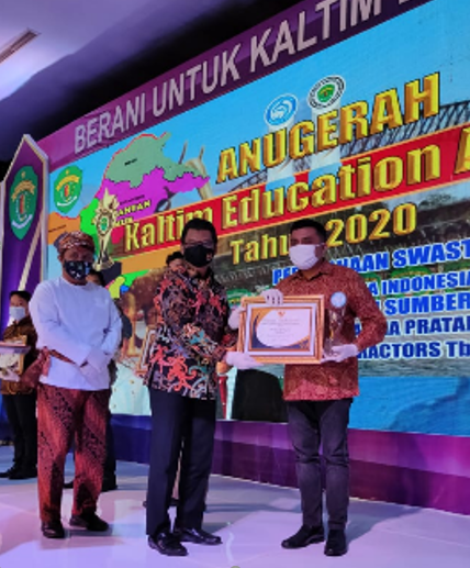 Kaltim Education Award 2020