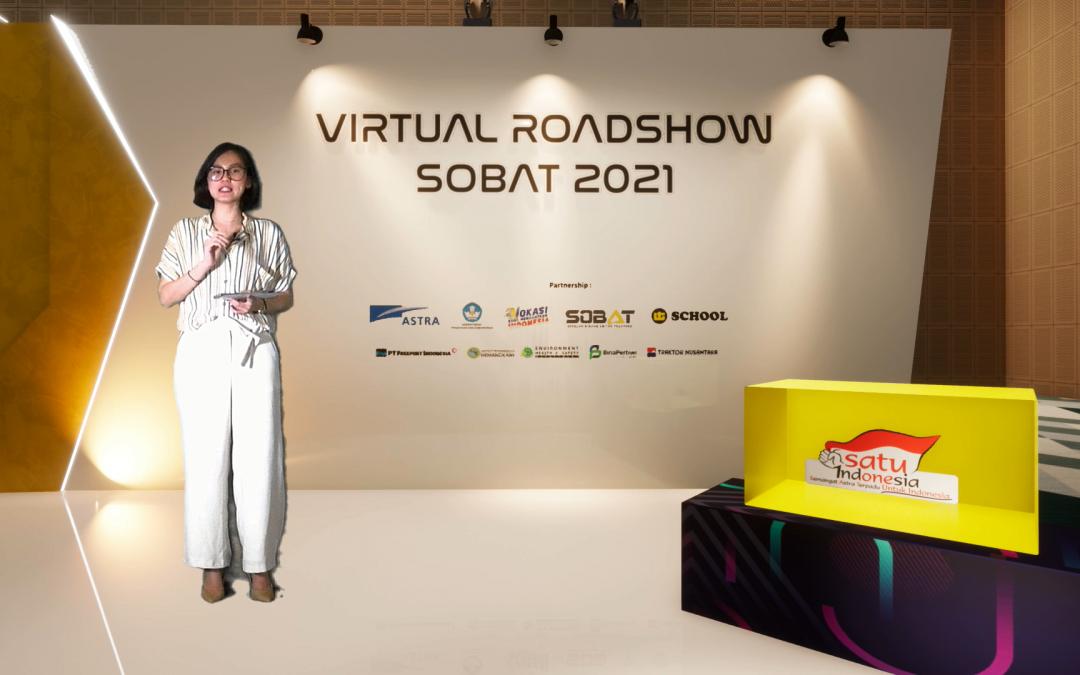 United Tractors Menyelenggarakan Virtual Roadshow SOBAT 2021 Dalam Rangka Memperingati Hari Pendidikan Nasional