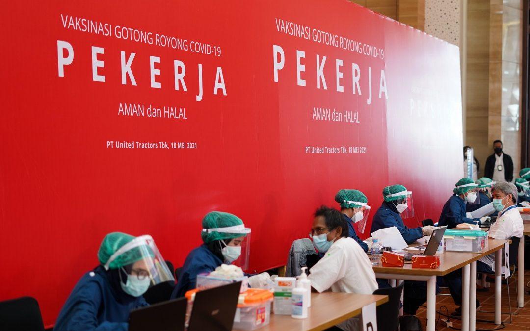Grup Astra Didukung Kimia Farma Turut Serta Dalam Vaksinasi COVID-19 Gotong Royong