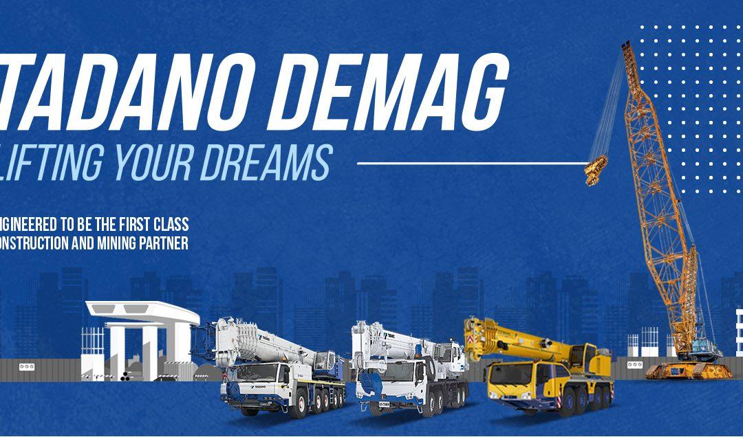 Bersama Tadano: United Tractors Hadirkan Varian Crane Terlengkap di Indonesia